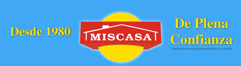 Logotipo de MISCASA